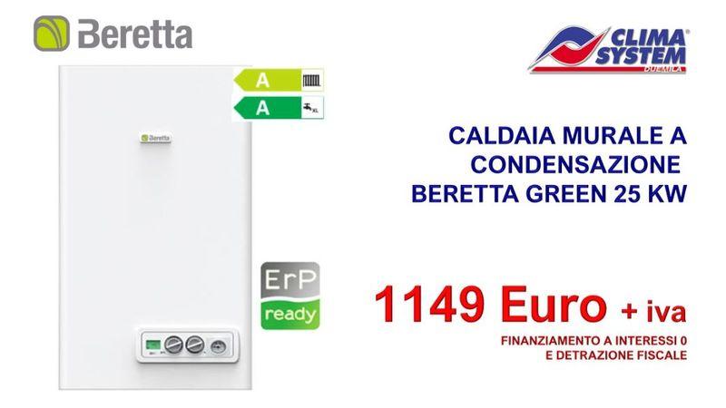 caldaia-beretta-green-25-kw