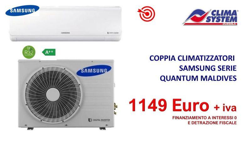 coppia-climatizzatori-samsung-serie-quantum-maldives-new-model-9000-e-12000-btu
