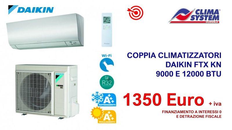 coppia-climatizzatori-daikin-ftx-kn-modello-9000-e-12000-btu